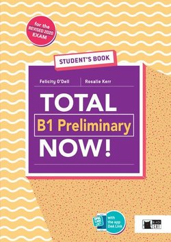 Total B1 Preliminary Now - Cover
