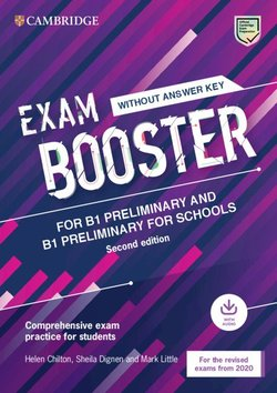 Exam Booster for Preliminary (PET) 2020