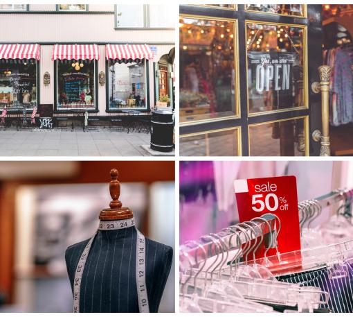 store versus shop